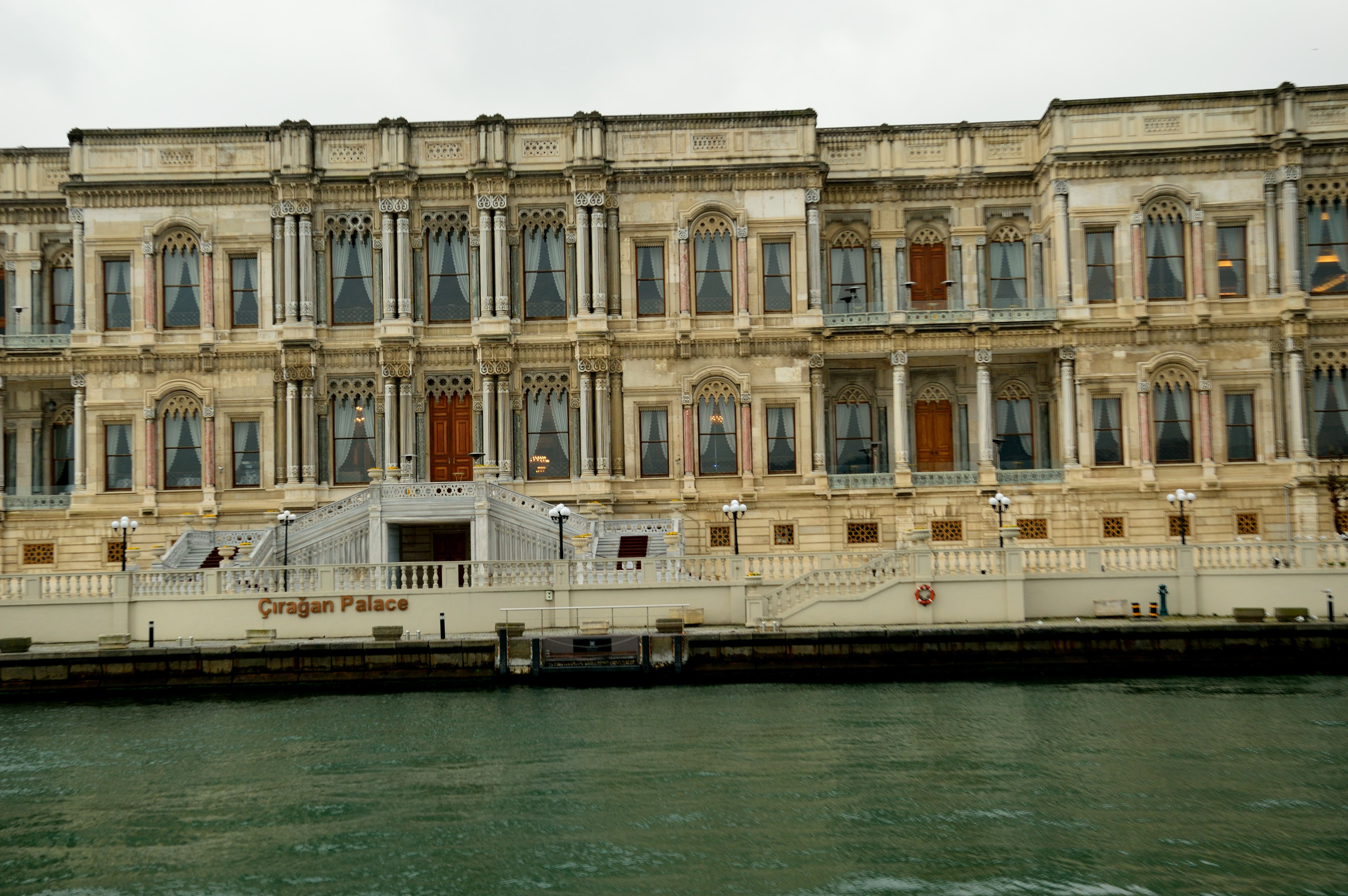 palast in istanbul