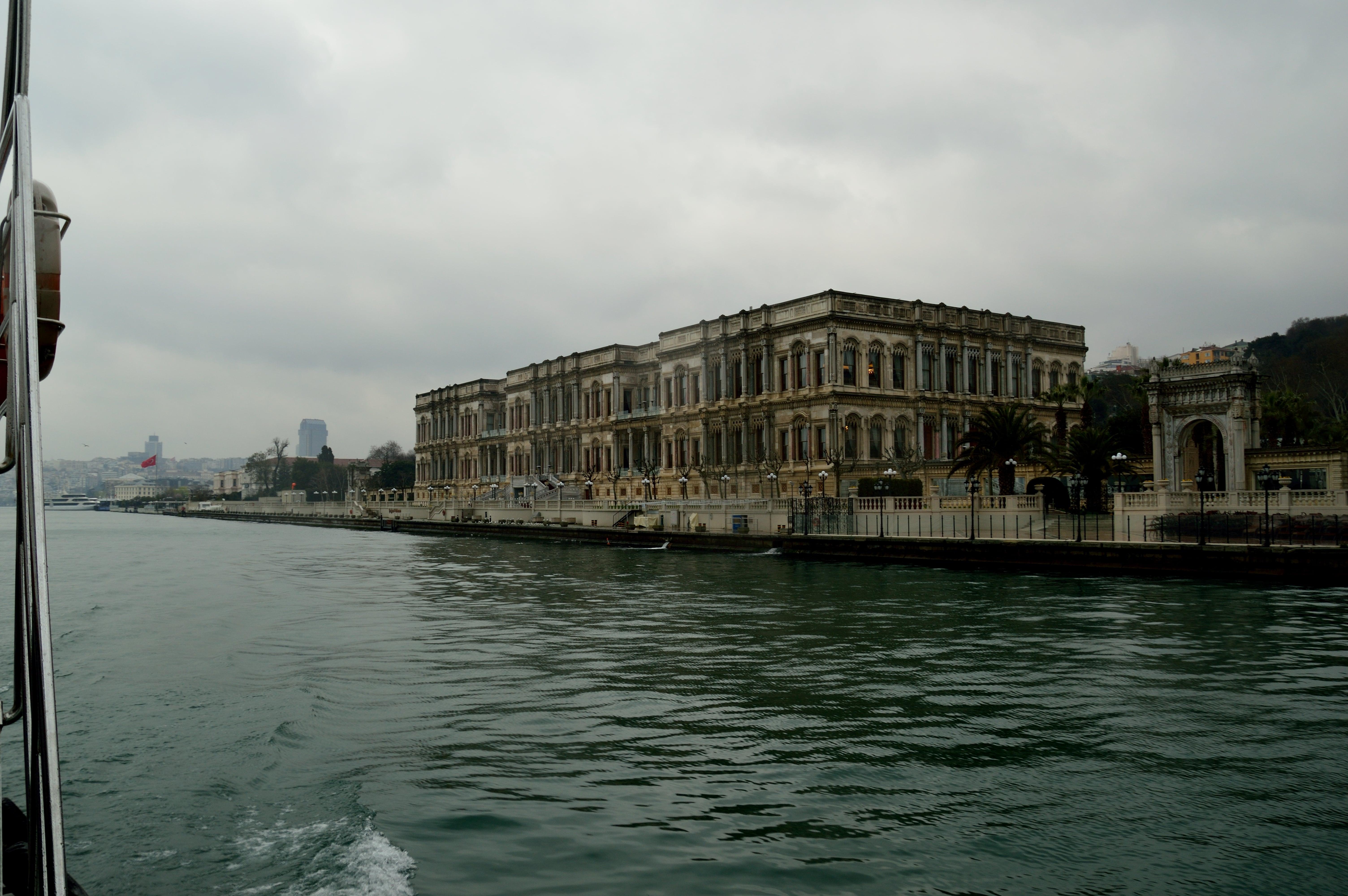 Ciragan Palast Foto