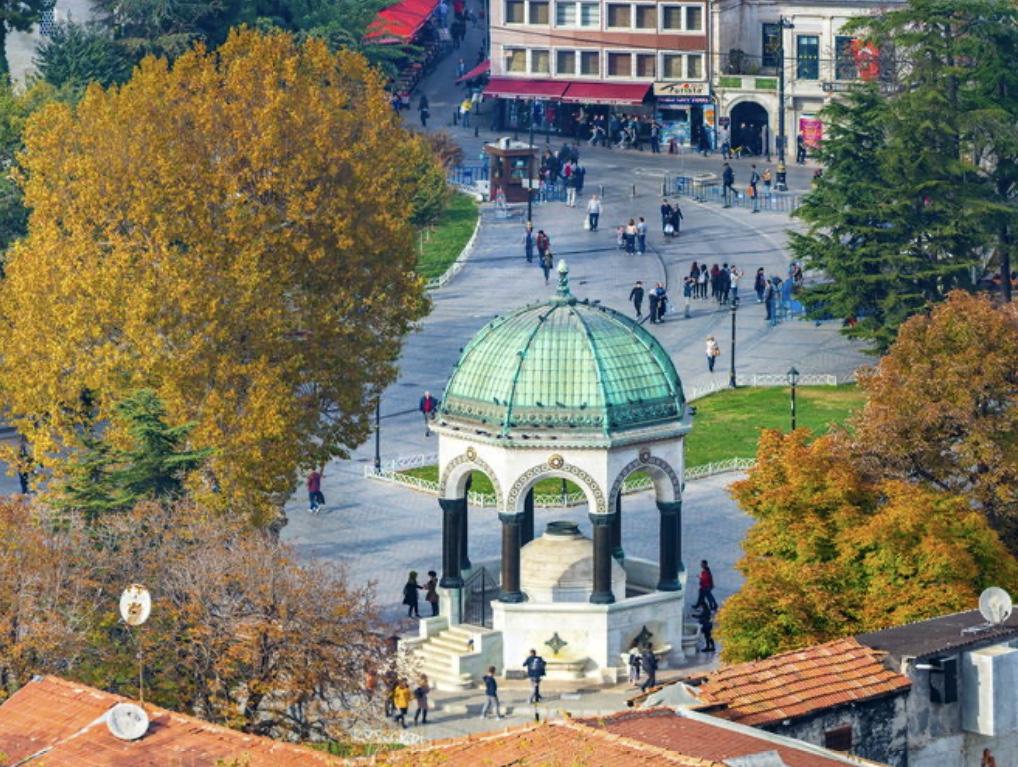 Deutscher Brunnen Istanbul