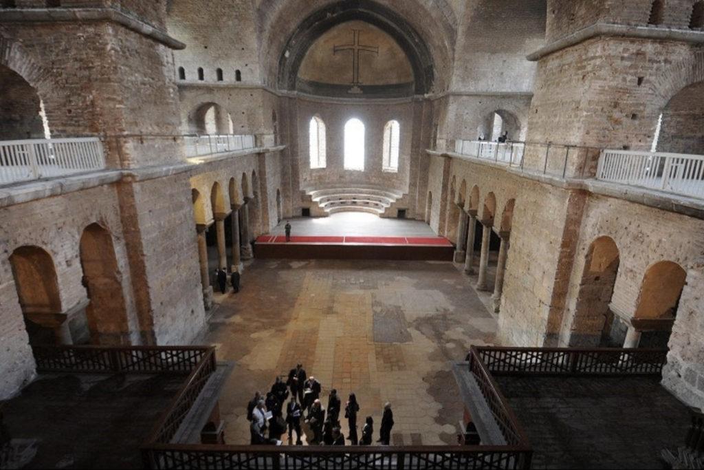 Die Irenen Kirche Istanbul