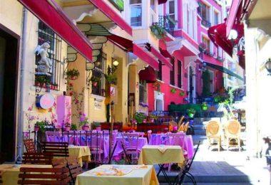 Französische Straße Istanbul 5