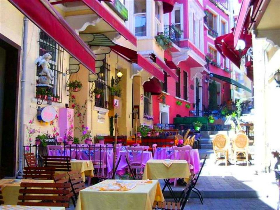 Franzosische Strasse Istanbul