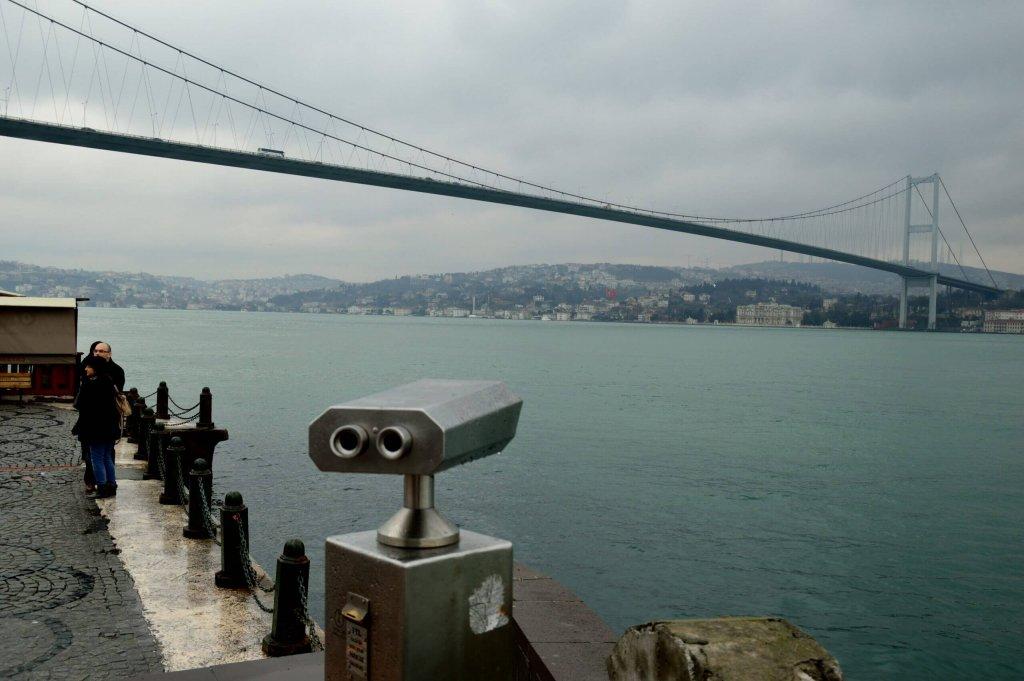 Istanbul-Bosphorus-Brucke