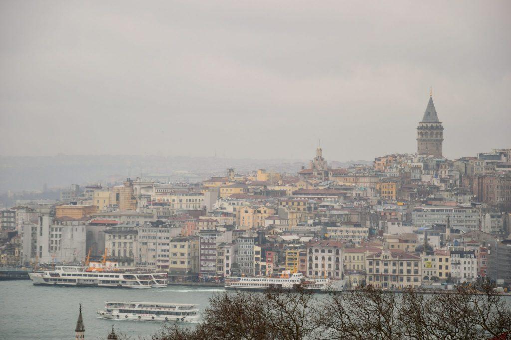 Istanbul-Galataturm