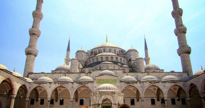 Suleymaniye-Moschee