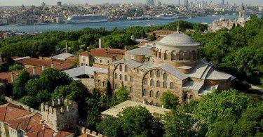 Die Irenen Kirche Hagia Irene