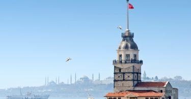 Leanderturm - Mädchenturm Istanbul