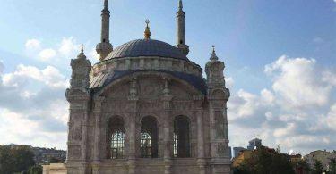 Ortaköy Moschee - Große Medschidiye Moschee 7