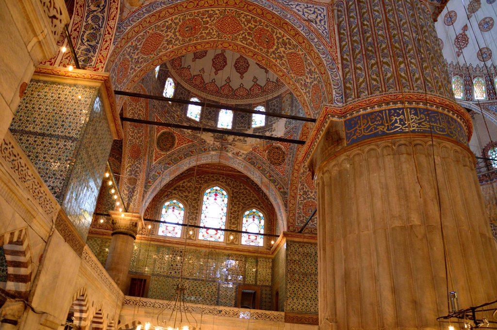 Sultanahmet Moschee (Blaue Moschee)