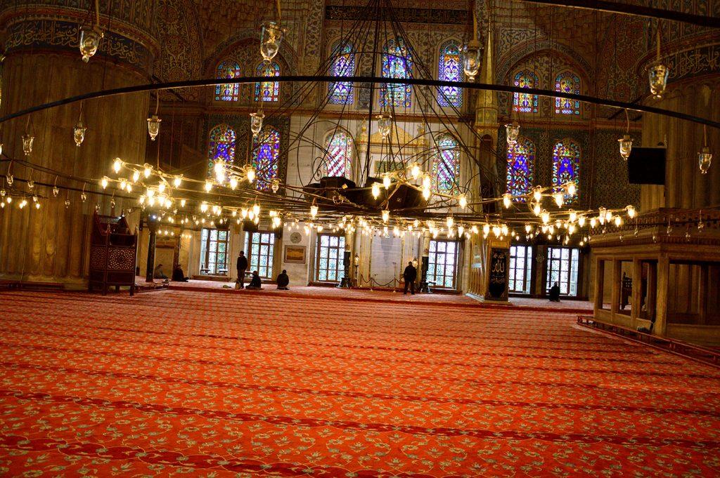 Sultanahmet-Moschee