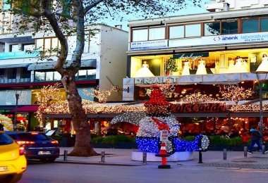 Bagdadstraße (Bağdat Caddesi) Istanbul