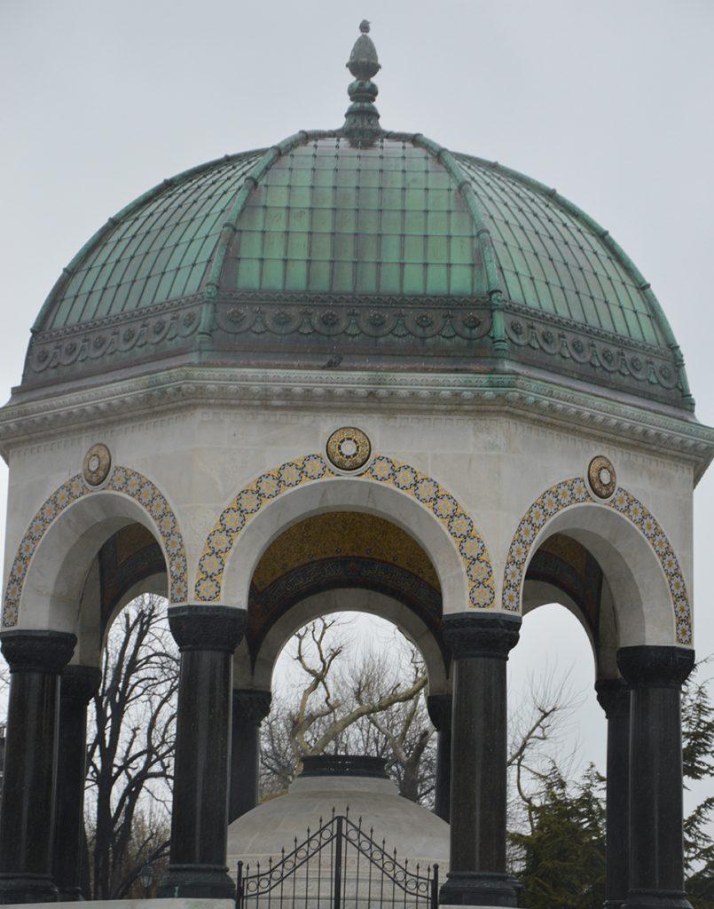 Deutscher Brunnen in Istanbul