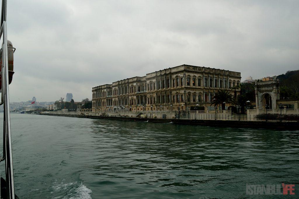 Istanbul Ciragan Schloss