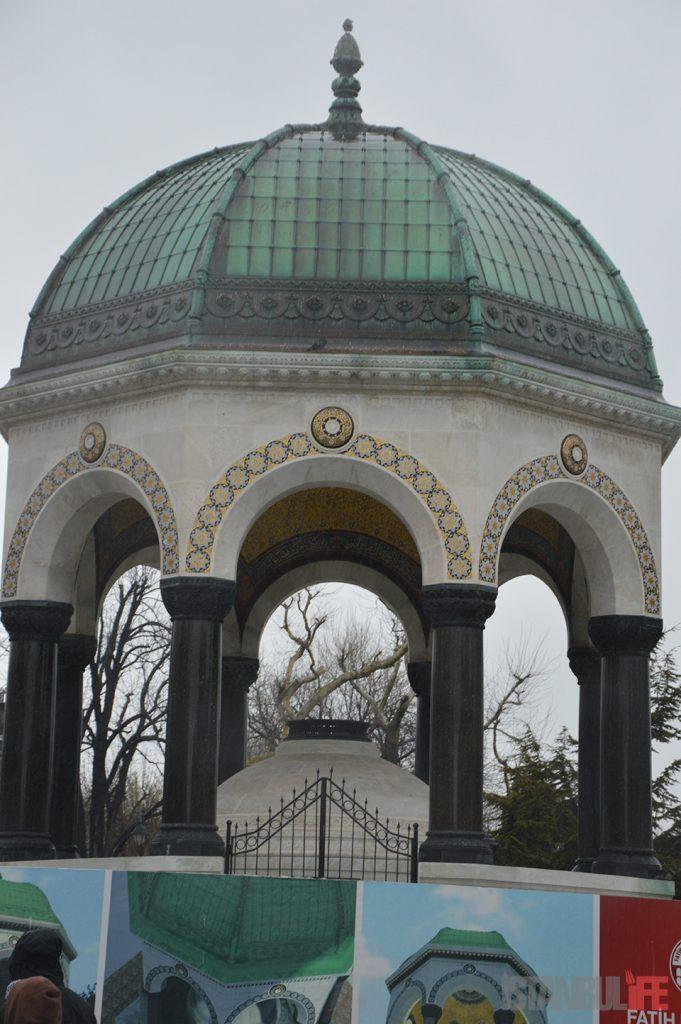 Istanbul-Deutscher-Brunnen