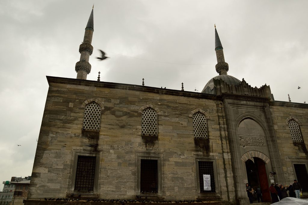 Istanbul Neue Moschee