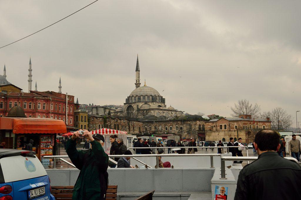 Istanbul-Neue-Moschee