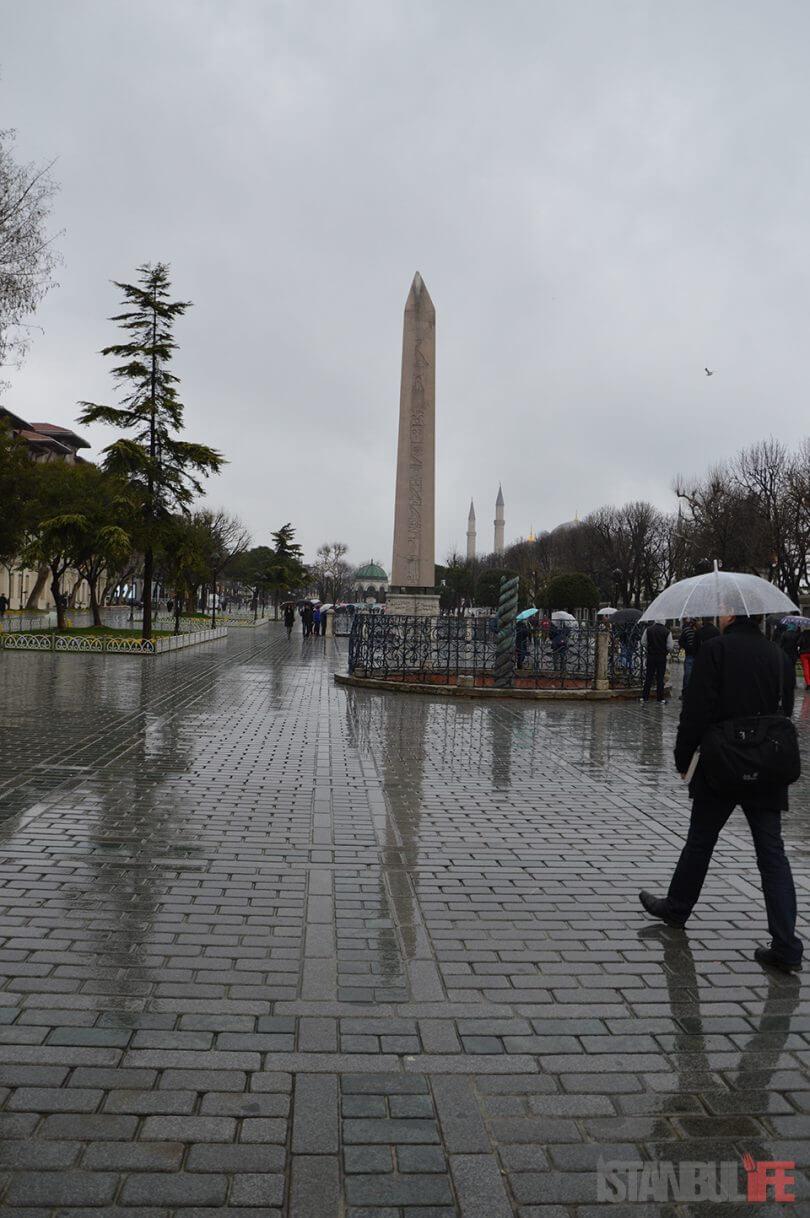 Istanbul Sultanahmet Platz