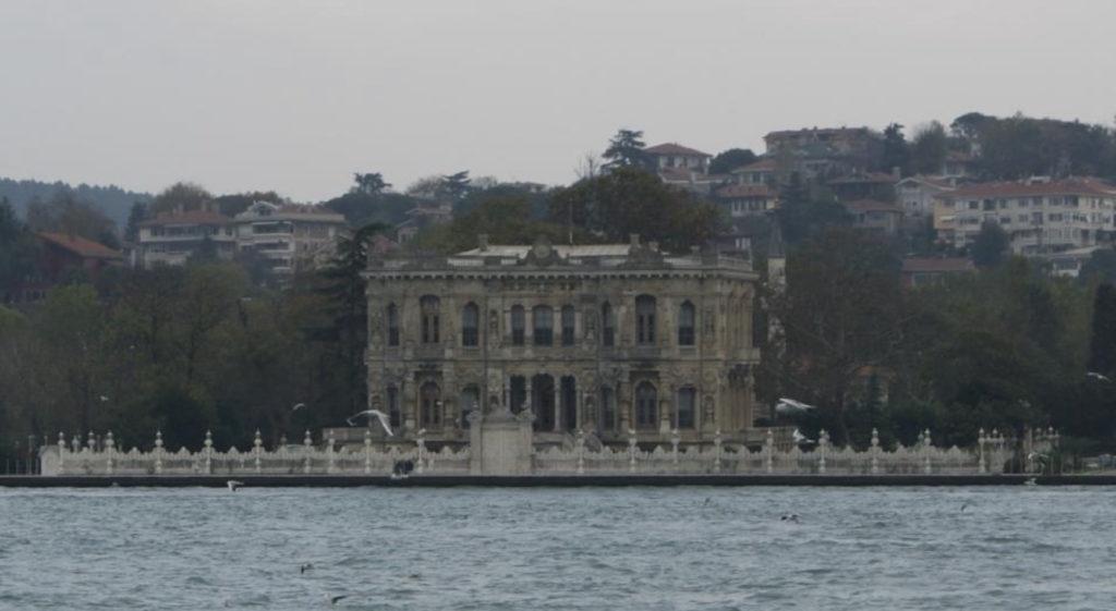 Kleines Wasser Palast Pavillion Istanbul