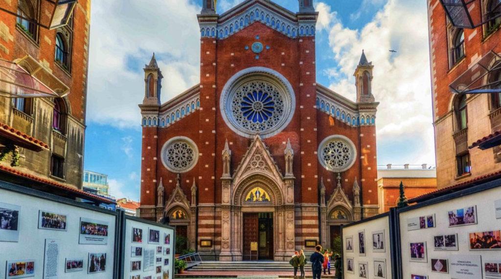 Basilika St. Antonius Istanbul