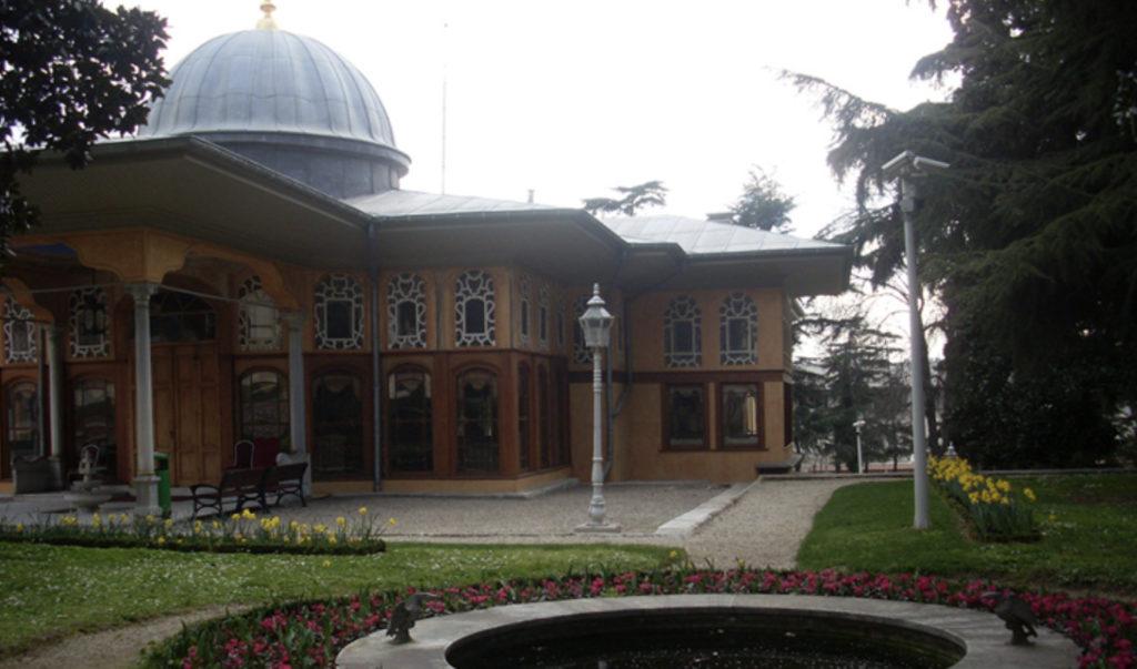 Aynalıkavak-Pavillon