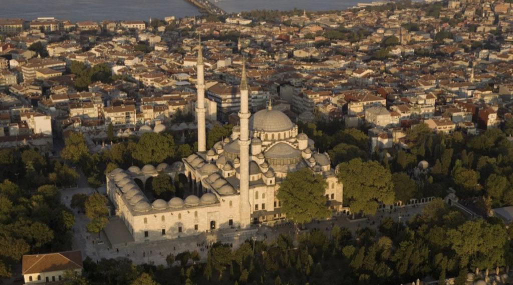 Fatih Moschee Istanbul