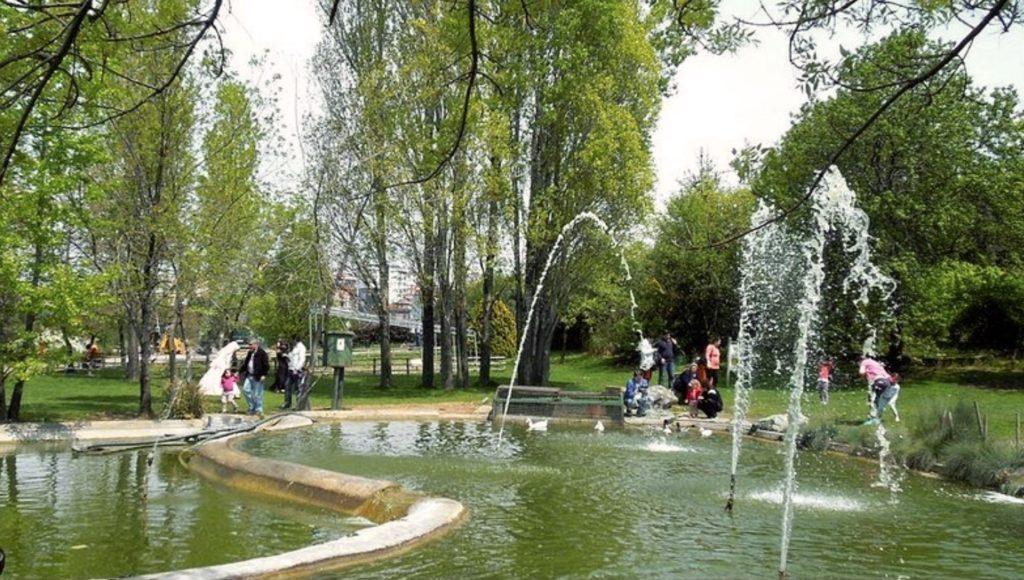 Botanische Garten Nezahat Gökyiğit Istanbul