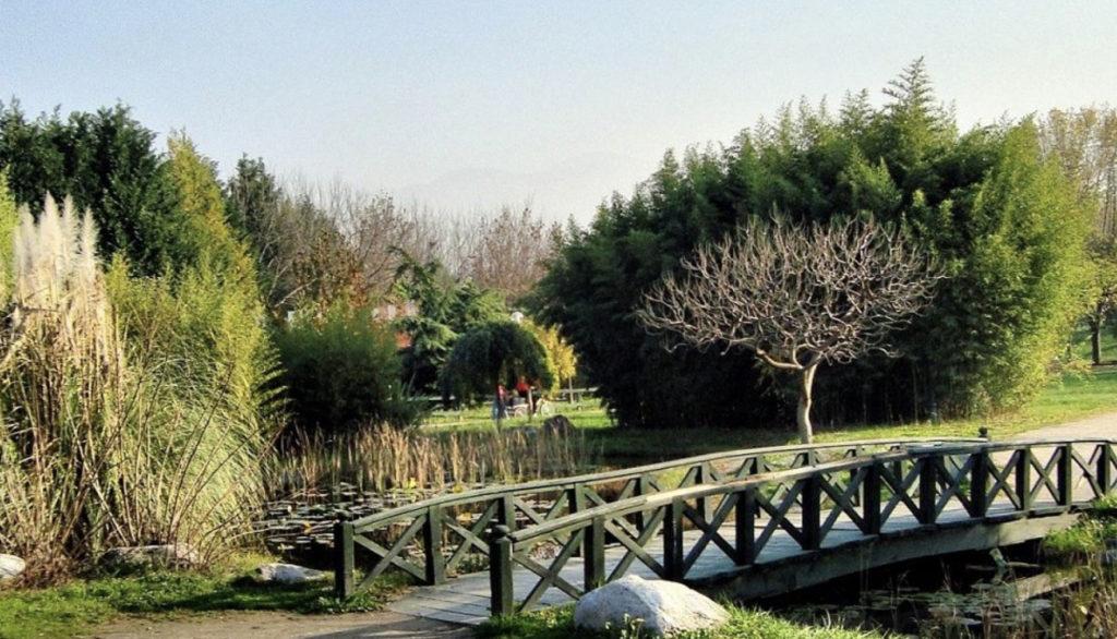 Botanischer Garten Bakirköy Istanbul