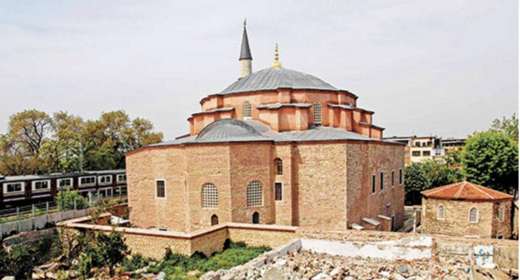 Kleine Hagia Sophia Moschee