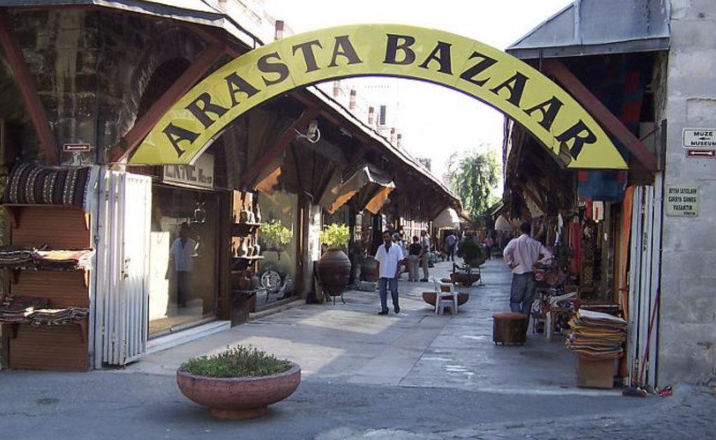 Arasta Basar Istanbul