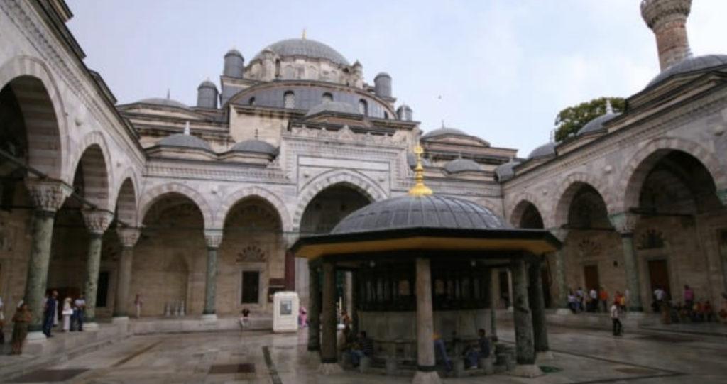 Nuruosmaniye Moschee