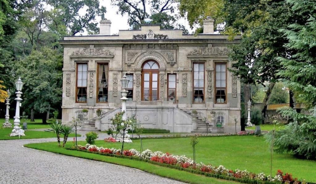 Ihlamur-Pavillon