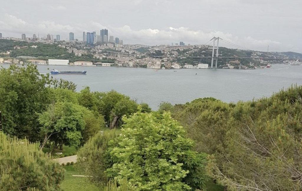 Fethi Pascha Park - Fethi Paşa Korusu Istanbul