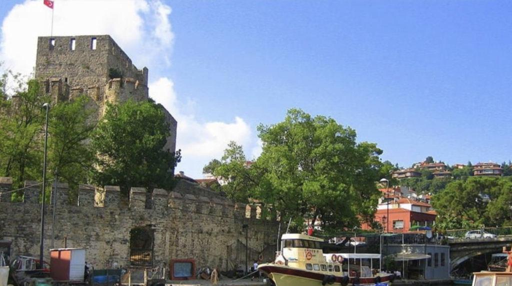 Anatolische Festung Istanbul - Anadolu Hisari