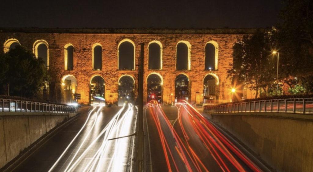 Valens-Äquadukt - Bozdoğan Kemeri Istanbul