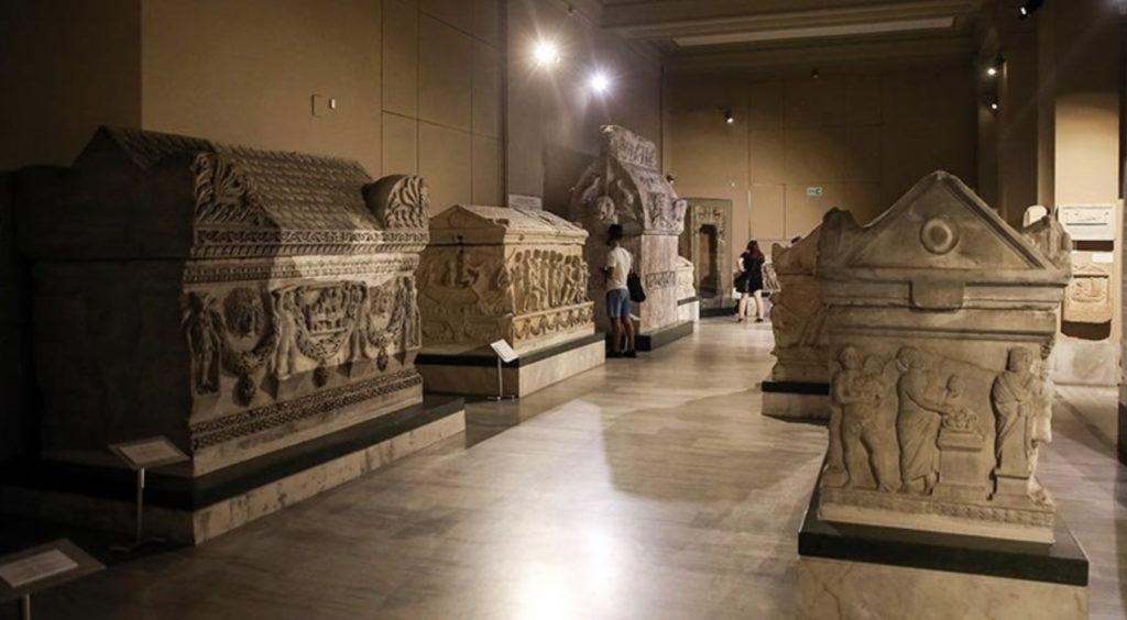 Archäologische Museen in Istanbul